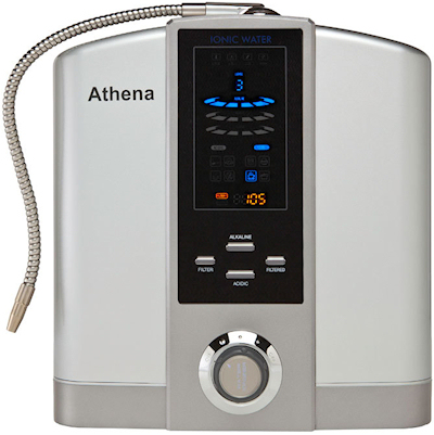 water alkalizer athena machine