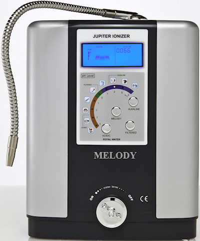 Jupiter melody water ionizer comparison